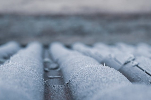 Beware #sub-zero temperatures….